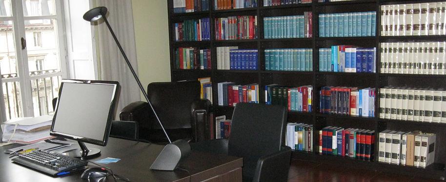 Carola Gallo, Studio Legale, diritto della proprietà intellettuale e della concorrenza
